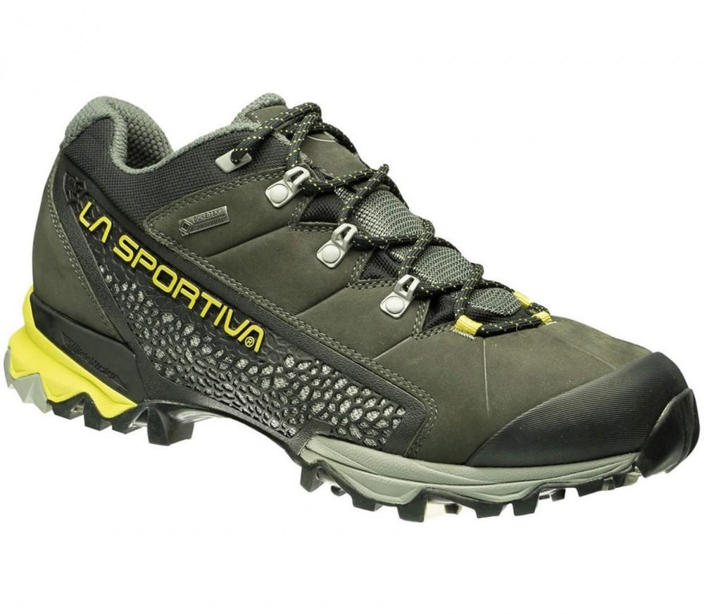 La Sportiva - Genesis GTX scarpe hiking da uomo (nero/giallo)