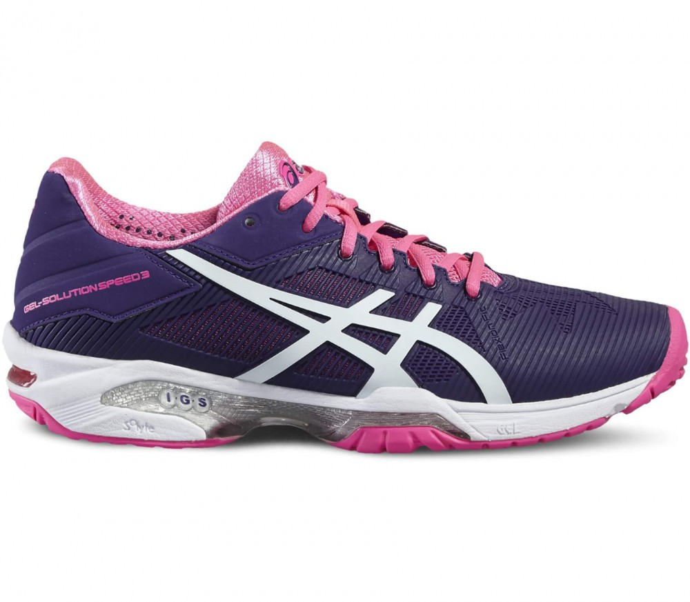scarpe tennis asics rosa