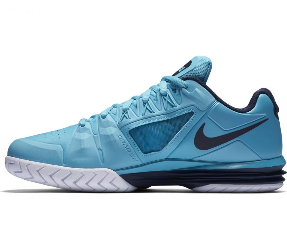 save off bdff4 223db ... nike lunar ballistec 1.5 legend rafael nadal scarpe tennis da uomo (blu  . ...