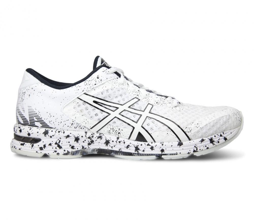ASICS - Gel-Noosa Tri 11 scarpe running da uomo (bianco/nero)