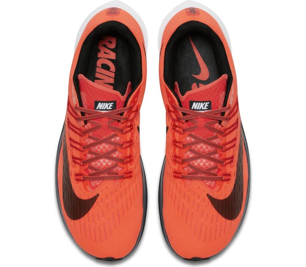 Nike - Zoom Fly Uomo scarpe da corsa (arancia/blu scuro)