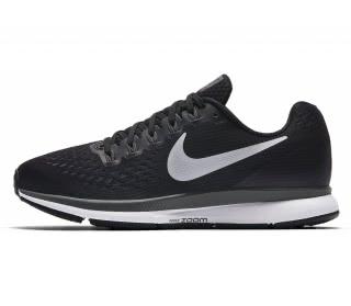 Nike - Air Zoom Pegasus 34 scarpe running da donna (nero/bianco)