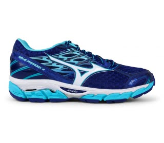 Mizuno - Wave Paradox Donna scarpe da corsa (blu/bianco)