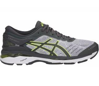 ASICS - GEL-Kayano 24 Lite-Show Uomo scarpe da corsa (grigio chiaro