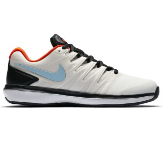 Nike - Air Zoom Prestige Clay Uomo Scarpa da tennis (bianco/nero)