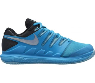 Nike - Air Zoom Vapor X Clay Donna Scarpa da tennis (turchese/nero)